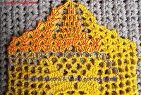 Tina's handicraft : Dress beach Crochet Stitches, Crochet Hats, Crochet Books, Ribbon Design, Beach Dresses, Dress Beach, Irish Lace, Crochet For Kids, Handicraft