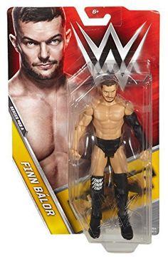 WWE Basic Finn Balor Figure In Stock - $10.99