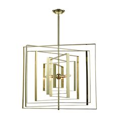 Buy Dimond Lighting Synchrony Square Chandelier by clickhere2shop on Dot & Bo
