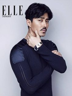 "Cha Seung Won's Shows His Graceful Looks with ""ELLE Taiwan"" 