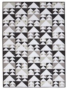 Geese in Flight Quilt Pattern Download