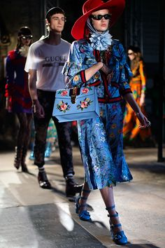Gucci Cruise 2017….Westminster Abbey, London