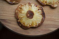 banana pancakes with pineapple  'sunny pancakes'    www.dziarskapara.pl