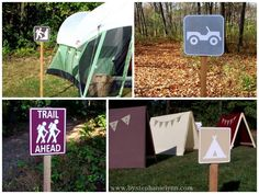 Camping party? Yes, please!
