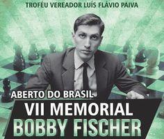 Reino de Caíssa: VII Mem. Bobby Fischer - Vão começar as inscrições!