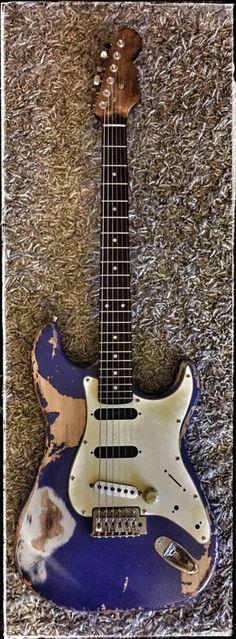 Ehmann Guitarages Custom Vintage Aged - For Jürgen Breforth of Mad Max