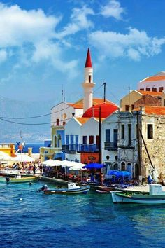 Kastelorizo island, Dodecanese islands, Greece.  - Selected by www.oiamansion.com