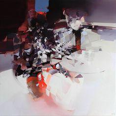 Acrylic Paintings by Robert Proch | Abduzeedo Design Inspiration & Tutorials