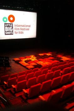 Ready for the first show at Little Big Shots Sydney!