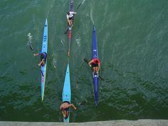 Racing Kayak. Piraguismo in Spain