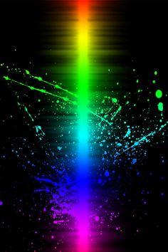 Splash Rainbow
