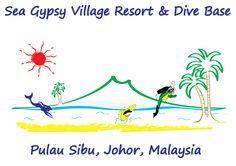 Sea Gypsy village, johor, malaysia