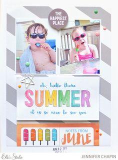 Summer by Jennifer Chapin