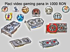 Ce placa video sa aleg pentru gaming? Video Game, Games, Sign, Gaming, Video Games, Spelling