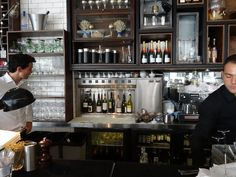 Bread Street Kitchen, London - By The Glass® Bread Street Kitchen, Gordon Ramsay, Liquor Cabinet, Wine, London, Glass, Photos, Pictures, Drinkware