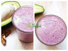 Smoothie Pentru Creier Health And Wellness, Health Fitness, Lemon Detox, Raw Vegan Recipes, Juice Smoothie, Frappe, Nutribullet, Food And Drink, Cooking