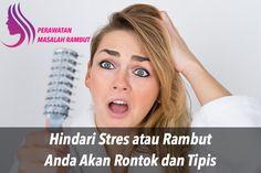 Lho kok, memang apa hubungannya gan rambut tipis dan rontok dengan stres? mungkin penelitian belum ada yang membenarkan ini, tapi anda bisa lihat orang-orang yang terlalu banyak mikir biasanya rambutnya rontok bahkan botak.  #tipsrambut #tipsrambutbotak #tipsrambutrontok #tipsrambutsehat #rambutrontok #rambutbotak #rambut #rambuttipis #rambutindah #rambutsehat #rambutbaru #rambutindah