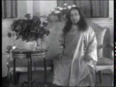 Paramahansa Yogananda em Samadhi