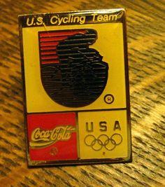 "Coke Coca-Cola #1 Pin /""Enjoy Coca-Cola/"" New in Package 3//4/"" x 1/"" Nice Lapel"