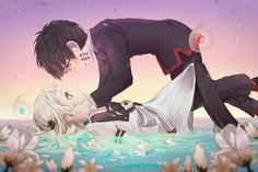 Real Anime, Anime Love, Cute Anime Pics, Cute Anime Couples, Anime Kawaii, Anime Shows, Manga Couple, Cute Art, Anime Characters
