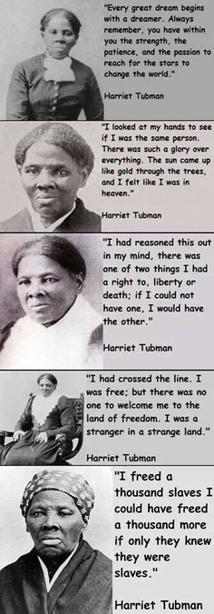 Harriet  Tubman, an African-American abolitionist, humanitarian, and Union spy during the American Civil War. Born into slavery.