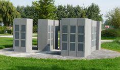 Columbarium Begraafplaats Bredene