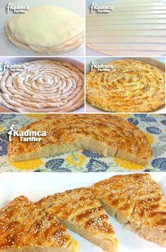 Tahinli Çörek Tarifi
