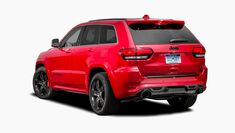 Body kits for Jeep GC Trackhawk | Renegade Design Jeep Srt8, Ground Effects, Body Kits, Stop Light, Wide Body, White Teeth, Jeep Grand Cherokee, Exotic Cars, Pure Products