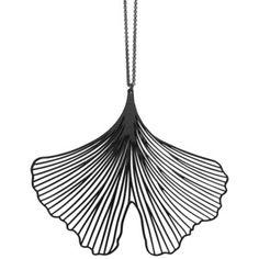 Fab.com | Wacky, Wonderful Jewelry ---MY FAVORITE LEAF!!!!