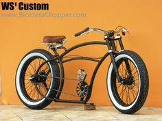 bicicleta chopper 1
