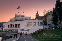 San Francisco National Maritime Historic Museum, Aquatic Park, San Francisco, California