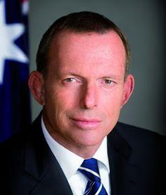 Tony Abbott, #Australia's New Prime Minister