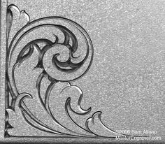 Sam Alfano's Tips & Tricks for Hand Engravers - Relief Engraving