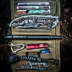 """whatsyouredc: """"   @kombou   Loaded out in the @maxpedition """""""