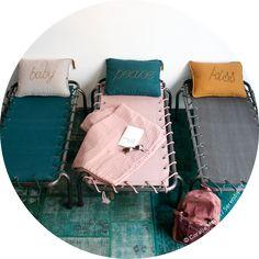 mini lit de camp Numero74 en vente chez Serendipity
