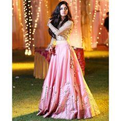Pink Colour Taffeta And Silk Fabric Party Wear Lehenga Choli Comes With Matching Blouse. This Lehenga Choli Is Crafted With Embroidery. This Lehenga Choli Comes With Unstitched Blouse Which Can Be Sti. Pink Lehenga, Indian Lehenga, Bridal Lehenga, Net Lehenga, Lehenga Choli Online, Indian Wedding Outfits, Indian Outfits, Eid Outfits, Ethnic Wedding