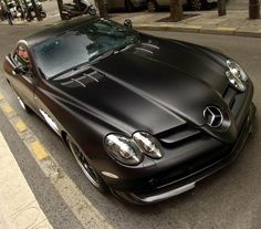 Fancy - Mercedes McLaren SLR 772 by Brabus