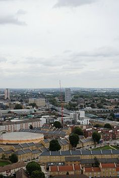 Love London council housing: View from Erno Goldfinger's Balfron Tower