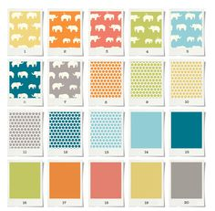 Baby bedding & Stokke bedding  Organic Elephant by Lublini on Etsy, $95.00