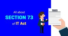 Section 73 of the Income Tax Act, - Enterslice Income Tax Return, Acting, Learning, Studying, Teaching, Onderwijs