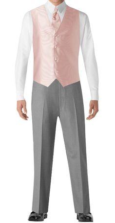 3164bf880b19eb Pronto Uomo Gray Notch Lapel Suit Finals