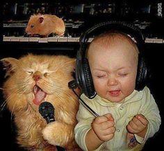 ♥ Karaoke Time...