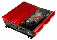 Power Acoustik D1-2000 Demon 2000 Watt 1 Channel Class D Amplifier by Power Acoustik. $117.13. From the Manufacturer                Demon 2000 Watt 1 Channel Class D Amplifier with Music so powerful it makes the dead come to life! Try the all new Demon amplifiers, loaded with the features you expect on models priced much higher than this exquisite amplifier. We provide all the necessary features, including remote mount bass control knob, variable 12dB Crossovers, and 1-0hm s...