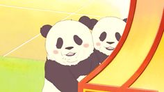 """Baby Pandas!"" MY KIND OF REACTION"