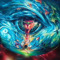 "Threyda | Art & Goods | ""Mother Calling"" - Shepa  #vibes #indigo #moonchild#consciousness #kundalini #spaceporn #synchronicity #alchemy #highervibes #chakra #goddess #higherself #moonphases #om #divine #thirdeye #threyda #peace #awakening #crystals #love #art #hippie #universe #cosmos #zen #psychedelic #goodvibes #magic #denver #colorado #trippy #painting #sculpture #digitalart #visionaryart #Shepa #threyda"