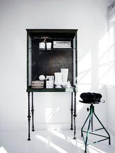 cabinet ausgestellt loftstyle industrie stil inneneinrichtung industrielle mobel badezimmer design inspiration