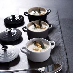 Mini S En Bouche Par Le Creuset Cocotte Recipe Kitchen Supplies Baked Eggs