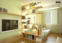 Одна комната