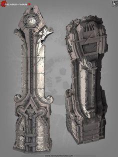 Gears of War 3 - Environment Art - Polycount Forum: