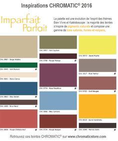 Finalisez votre projet peinture en vous rendant dans l'un de nos points de vente partenaires.Trouvez votre distributeur sur www.chromaticstore.com #inspiration #couleur #peinture
